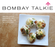 Bombay Talkie Website