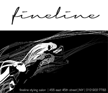 FineLine business cards