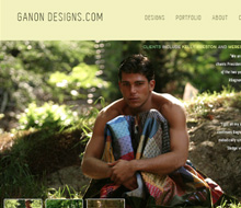 Gagnon Designs Website