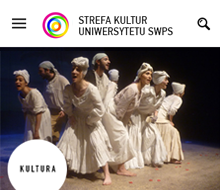SWPS University Blog for Strefa Kultur