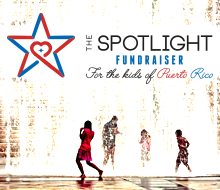 Spotlight Fundraiser for the Kids of Puerto Rico