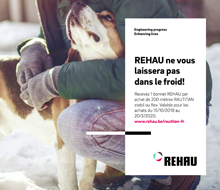 Rehau advert